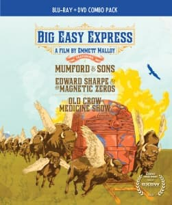 BIG EASY EXPRESS + DVD, DOCUMENTARY, Blu-ray, 0852354004001