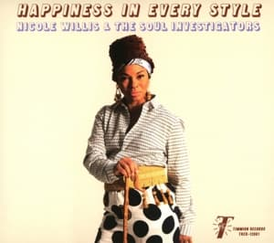 HAPPINESS IN EVERY STYLE, WILLIS, NICOLE, CD, 6417698200027