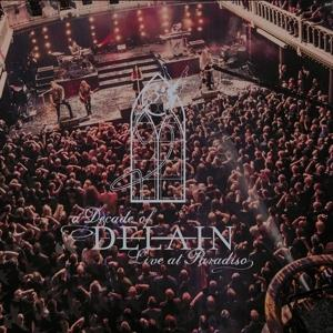 A DECADE OF DELAIN - LIVE AT THE PA, DELAIN, CD, 0840588112005