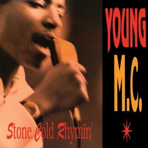 STONE COLD RHYMIN, YOUNG MC, LP, 0888072050006