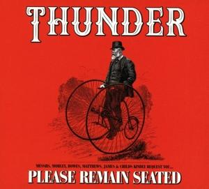 PLEASE REMAIN SEATED, THUNDER, CD, 4050538440133