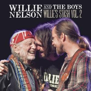 WILLIE AND THE BOYS: WILLIE'S STASH VOL. 2, NELSON, WILLIE, LP, 0889854536015