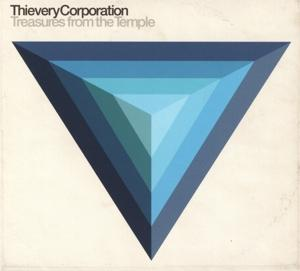 TREASURES FROM THE TEMPLE, THIEVERY CORPORATION, CD, 0881034106018