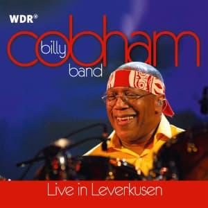 LIVE IN LEVERKUSEN, COBHAM, BILLY, CD, 0880831079020