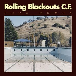 HOPE DOWNS, ROLLING BLACKOUTS COASTAL FEVER, CD, 0098787122022