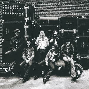 LIVE AT THE FILLMORE (RM), ALLMAN BROTHERS BAND, THE, CD, 0731453126022