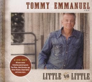 LITTLE BY LITTLE, EMMANUEL, TOMMY, CD, 0690897270022