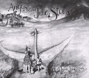 A BOOK LIKE THIS, STONE, ANGUS & JULIA, CD, 5050954180223