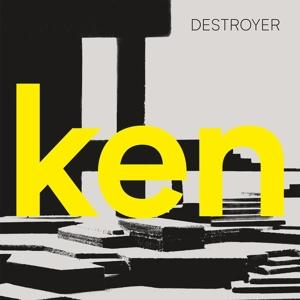 KEN, DESTROYER, CD, 0656605144023