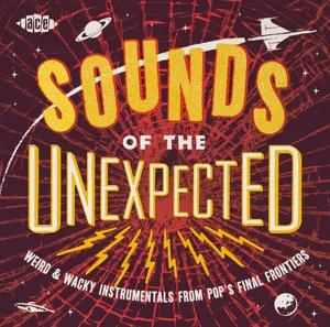 SOUNDS OF THE UNEXPECTED, VARIOUS, CD, 0029667084024