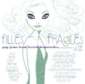 FILLES FRAGILES 2, VARIOUS, CD, 8713637080247