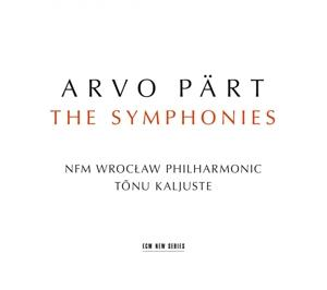 SYMPHONIES, PART, ARVO, CD, 0028948168026