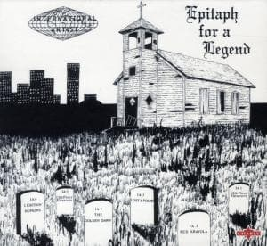 EPITAPH FOR A LEGEND-LTD-, VARIOUS, CD, 0803415762026