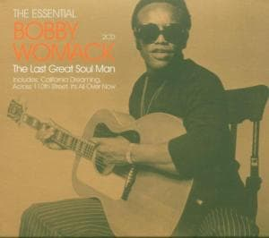 LAST GREAT SOUL MAN, WOMACK, BOBBY, CD, 0698458706027