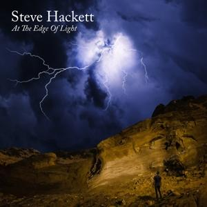 AT THE EDGE OF LIGHT, HACKETT, STEVE, CD, 0190759043028