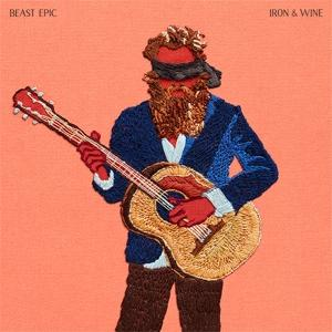 BEAST EPIC, IRON & WINE, CD, 0098787117028