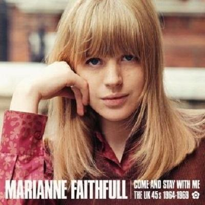 COME AND STAY WITH ME, FAITHFULL, MARIANNE, CD, 0029667092029