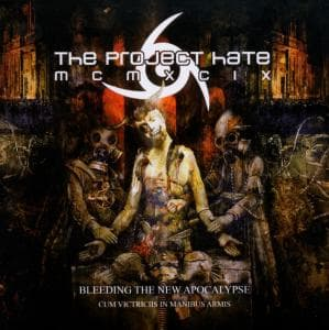 BLEEDING THE NEW.., PROJECT HATE MCMXCIX, CD, 0822603123029