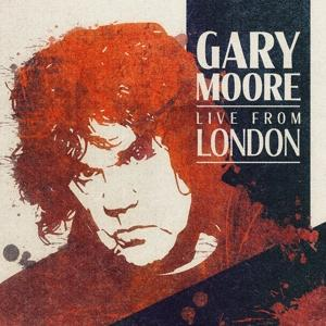 LIVE FROM LONDON -DIGI-, MOORE, GARY, CD, 0810020501032