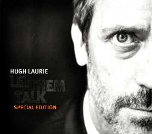 LET THEM TALK -CD+DVD-, LAURIE, HUGH, CD, 0825646640034