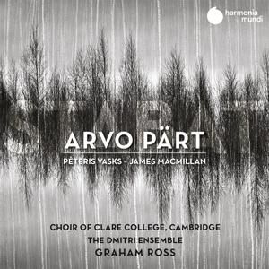 ARVO PART STABAT, CHOIR OF CLARE COLLEGE CAMBRIDGE TH, CD, 3149020940396