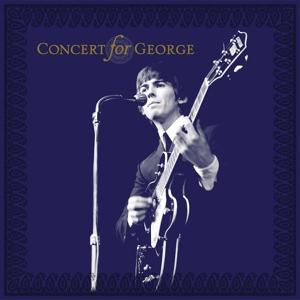 CONCERT FOR GEORGE (2CD+2DVD), HARRISON, GEORGE (VARIOUS), CD+DVD, 0888072030046