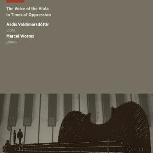 VOICE OF THE VIOLA IN TIM, VALDIMARSDOTTIR/WORMS, CD, 8717774570517