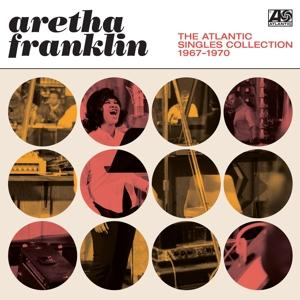 ATLANTIC SINGLES COLLECTION 1967-1970, FRANKLIN, ARETHA, CD, 0603497858057