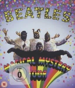 MAGICAL MYSTERY TOUR, BEATLES, Blu-ray, 5099940490595