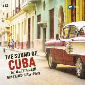 SOUND OF CUBA, VARIOUS, CD, 0190295861063
