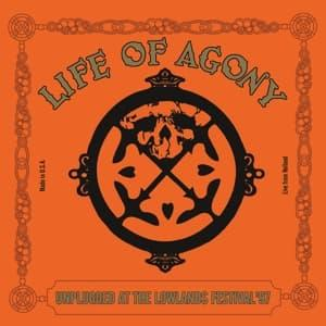 UNPLUGGED AT LOWLANDS 97, LIFE OF AGONY, LP, 8719262000681