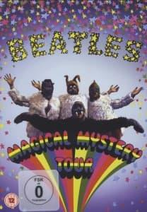MAGICAL MYSTERY TOUR, BEATLES, DVD, 5099940490694