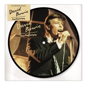 "BOYS KEEP.. -ANNIVERS-, BOWIE, DAVID, 7"", 0190295479077"