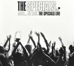 MORE OR LESS -LIVE-, SPECIALS, CD, 5099962100823