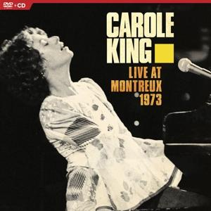 LIVE AT MONTREUX 1973, KING, CAROLE, DVD+CD, 5051300210922