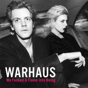 WE FUCKED A FLAME INTO BEING, WARHAUS, LP, 5414939940965