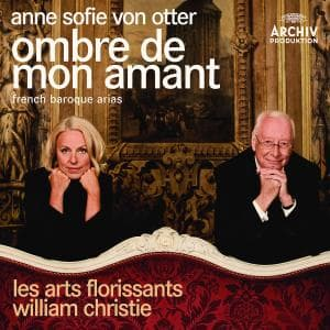 OMBRE DE MON AMANT - FRENCH BAROQUE, OTTER, ANNE-SOFIE VON, CD, 0028947786108