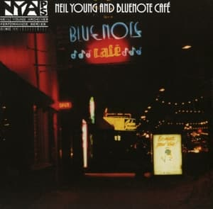 BLUENOTE CAFE, YOUNG, NEIL, CD, 0093624926108