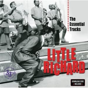 ESSENTIAL TRACKS, LITTLE RICHARD, LP, 0805520550109
