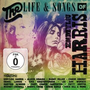 THE LIFE & SONGS OF EMMYLOU HARRIS, VARIOUS, C+A, 0888072009110