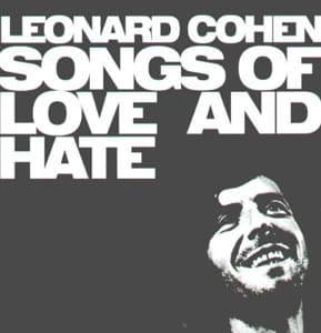 SONGS OF LOVE AND HATE, COHEN, LEONARD, LP, 0888751955110
