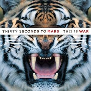 THIS IS WAR (WHITE BARCODE), 30 SECONDS TO MARS, CD, 5099996511121