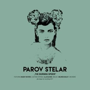 BURNING SPIDER, PAROV STELAR, CD, 8086995091133