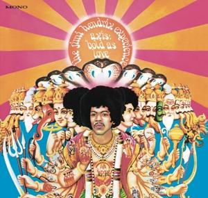 AXIS: BOLD AS LOVE, HENDRIX, JIMI -EXPERIENCE, LP, 0887654197115
