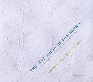 THE LIBERATION OF THE GOTHIC - FLOR, GRAINDELAVOIX - BJORN SCHMELZER, CD, 8424562321151