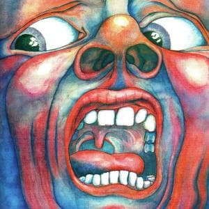 IN THE COURT OF THE.., KING CRIMSON, CD, 0633367050120