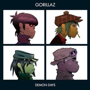DEMON DAYS, GORILLAZ, CD, 0094631169120