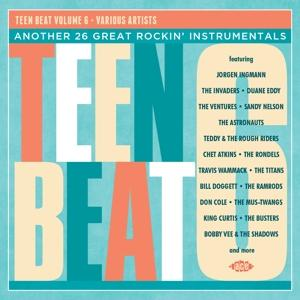 TEEN BEAT VOL.6, VARIOUS, CD, 0029667088121