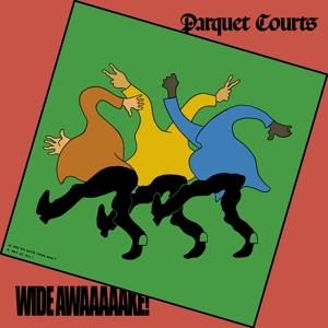 WIDE AWAKE!, PARQUET COURTS, CD, 0191402000122