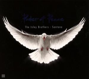 POWER OF PEACE, ISLEY BROTHERS & SANTANA, CD, 0889854485122